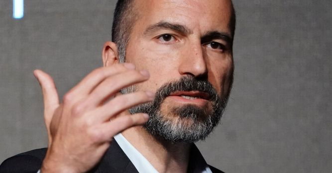 Uber CEO pulls out of Saudi FII conference over missing journalist 1