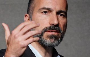 Uber CEO pulls out of Saudi FII conference over missing journalist 3
