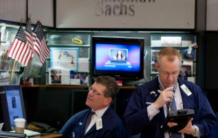Goldman Sachs: Sell-off is 'overdone' 1