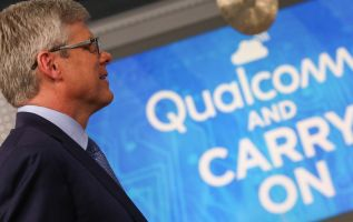 Chinese phone makers, licensing business drive Qualcomm beat 3