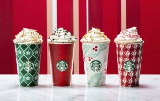 Starbucks' plans to win the holidays with a reusable red cup 3