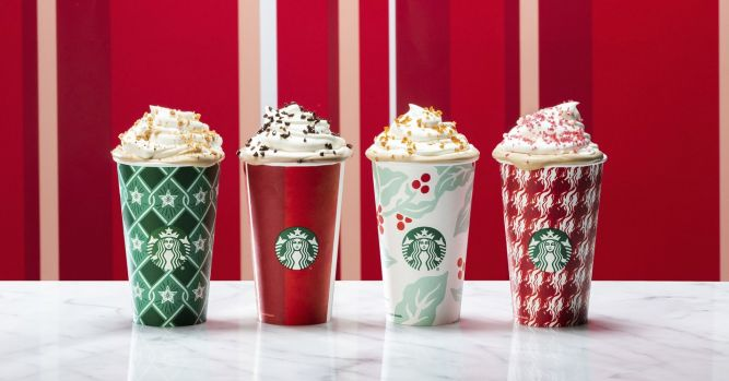 Starbucks' plans to win the holidays with a reusable red cup 2