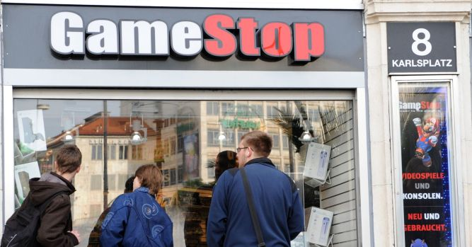 GameStop says it will sell Spring Mobile division for $700 million 1