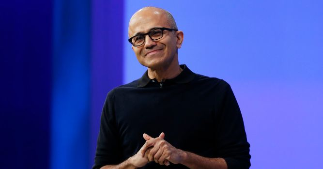 Microsoft ends trading ahead of Apple by market cap 2