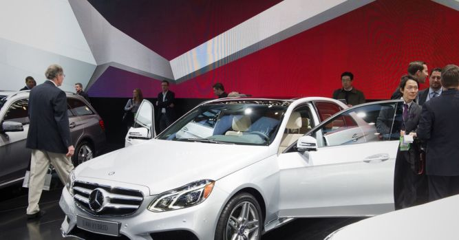 Detroit auto show isn't what it used to be as luxury automakers skip 8