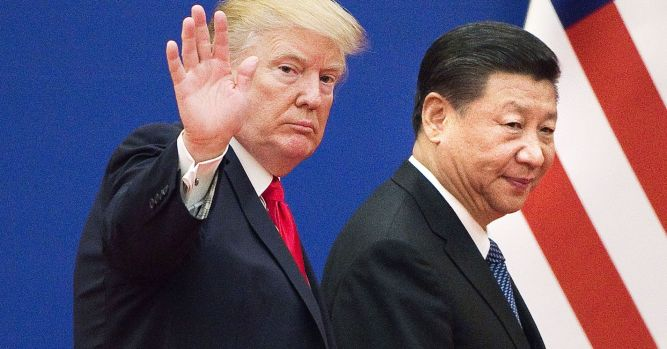 Stock market comeback is now in the hands of China-US trade talks 8