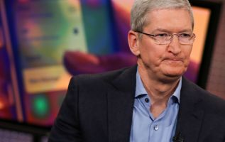 The last time Apple shares did this, the stock rallied 75 percent in 12 months 2