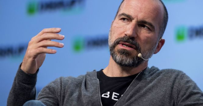 Uber wants to go public, but SoftBank is waiting for two board seats 9