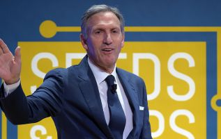 Former Starbucks CEO Howard Schultz said to mull independent 2020 bid 2