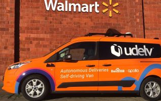 Walmart taps Udelv for latest driverless car, grocery delivery tests 3