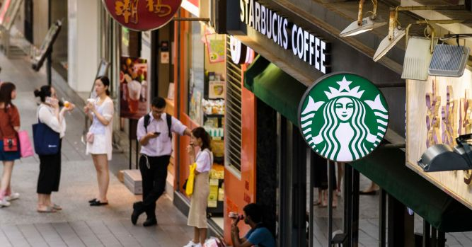 Starbucks will be next US brand to warn of China trouble 1