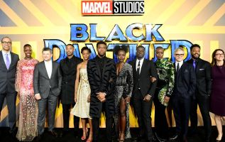 'Black Panther' first superhero movie nominated for best picture 2