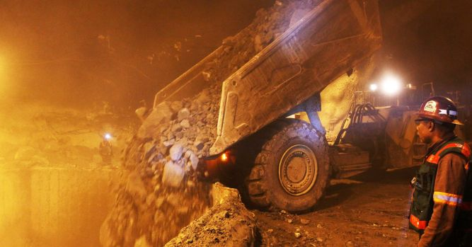 Freeport-McMoRan could rally another 15 percent before hitting a wall 8