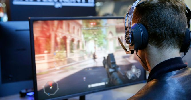 EA cites 'intense competition' in gaming, video game stocks tank 4