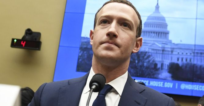 Facebook is negotiating with FTC to pay multibillion-dollar fine 1