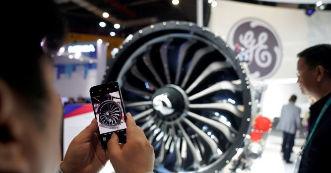 GE shares rise as analysts say insurance business risks 'contained' 1