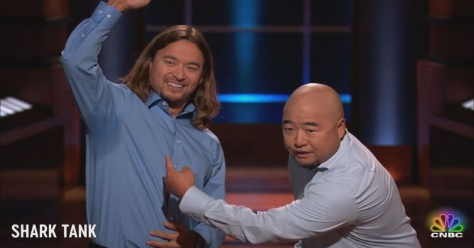 Here's what surprised the co-founders of Thompson Tee on 'Shark Tank' 3
