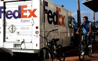 FedEx just warned the whole globe is slowing 3