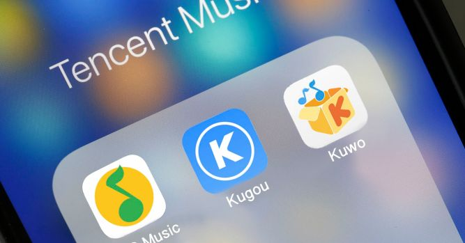 Tencent Music's first earnings report exposes soaring licence and production costs 5