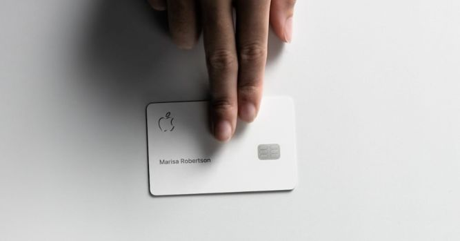 Apple unveils new credit-card: the Apple Card 10
