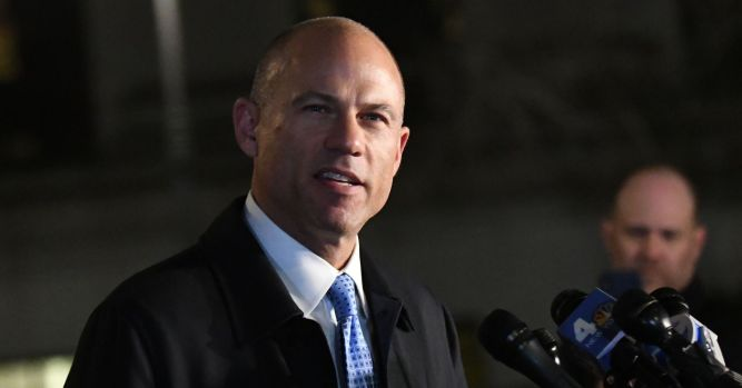 Michael Avenatti denies extortion, accuses Nike of 'crime and coverup' 6