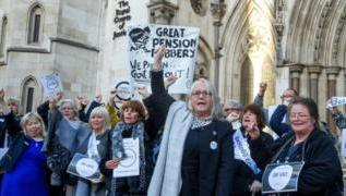 Women pension age case goes to High Court 3