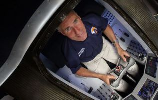 Bloodhound supersonic car arrives in South Africa for high-speed test runs 1