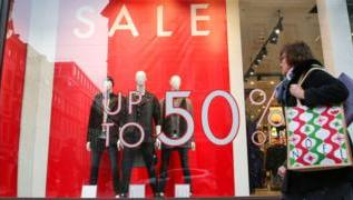 High Street woes mount as '85,000 jobs lost' 2