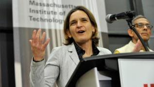 Esther Duflo: 'Nobel Prize will be a megaphone' 2