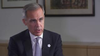 Carney: Brexit deal 'positive' for UK economy 8