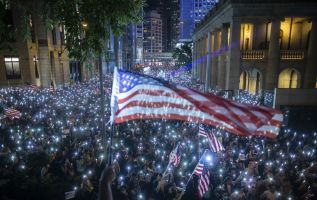 China threatens countermeasures in response to US bill supporting Hong Kong protesters 2