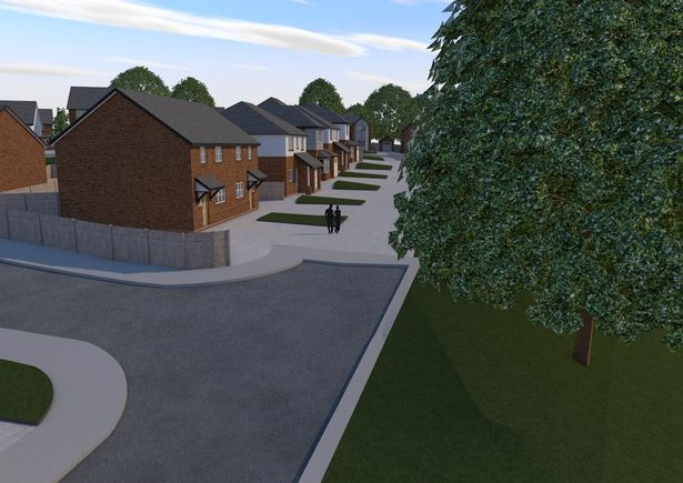 The £25m Conwy Valley 'smart home' development that builder says will create 500 jobs 1