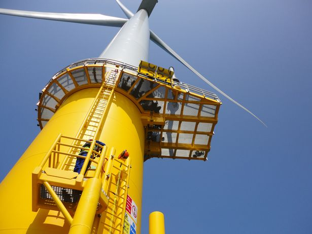 £20m offshore wind order book celebrated by Engie Fabricom 7