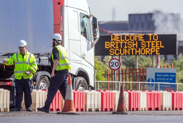 Construction specialist commits business to British Steel 4