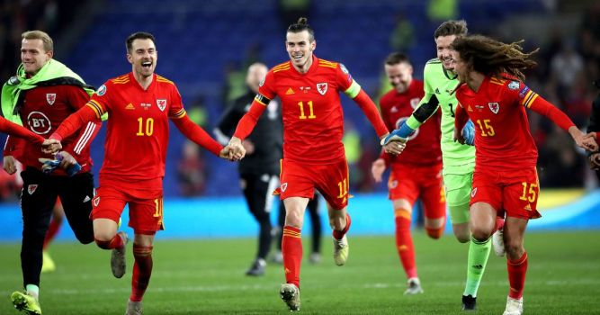 Gareth Bale and selling Wales to the world 8