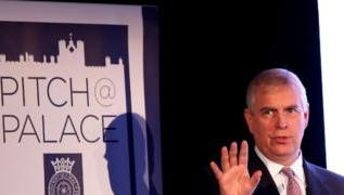 Entrepreneurs back Prince Andrew's business scheme 3