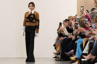 Victoria Beckham fashion label makes another loss 1