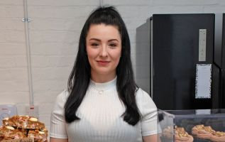 Former classroom assistant turns hobby into business with bakery launch 2