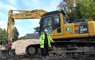Incredible success story of multi-million pound construction firm set up by lifelong friends 2