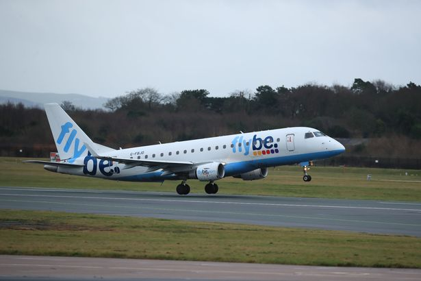 Flybe collapse could cost 3,400 jobs and hurt other UK airports 1