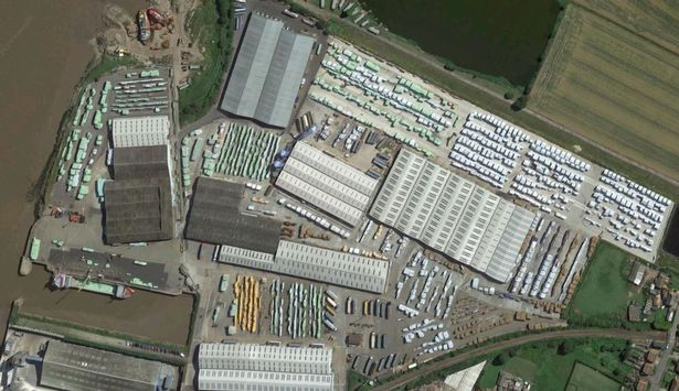 Timber supplier's profit and turnover soars after major investments 1
