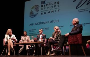 'We can make businesses inclusive and loving': Manchester hosts Robert F. Kennedy Human Rights 'Ripples of Hope' summit 3