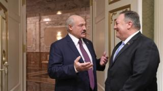 Pompeo offers Belarus oil in rare visit 4