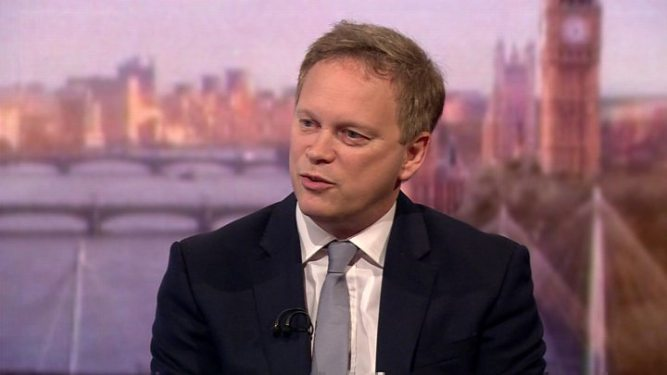 Budget may be delayed, says Transport Secretary Grant Shapps 1