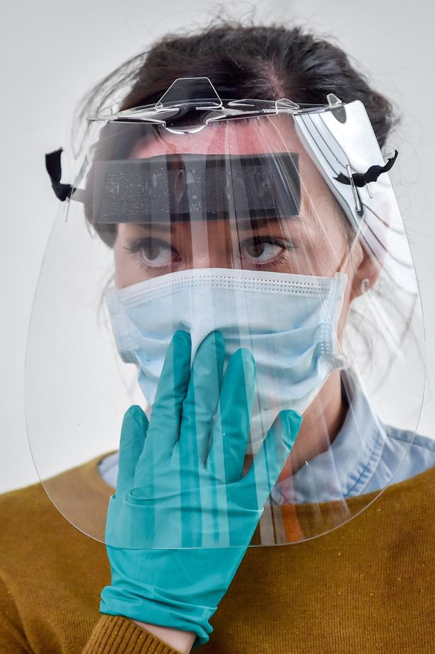 Royal Mint to start mass production of medical visors for the NHS 5