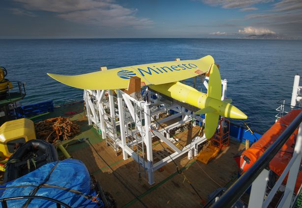 Wales's 'Energy Island' perfectly placed to ride crest of the wave of marine renewables sector 4