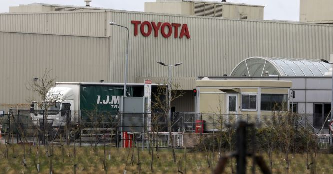 Japanese car maker Toyota to resume production at its North Wales engine plant 3