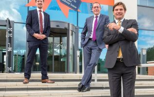 North East housebuilder Bellway moves into new headquarters 1