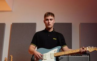 Sam Fender becomes face of North East fashion brand Barbour International 2
