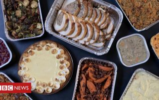'Thanksgiving To Go': Americans splash out on takeaways 2